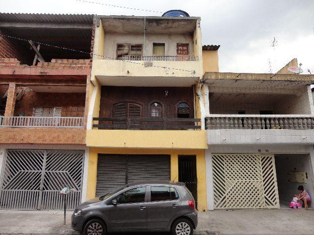 Casa em Vila Da Justiça, Osasco - SP