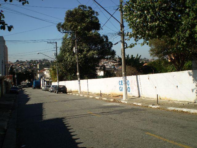 Lote / Terreno Residencial à venda em Jaguaribe, Osasco - SP