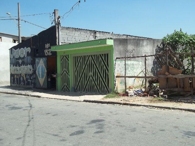 Terreno Padrao à venda em Fazendinha, Osasco - SP