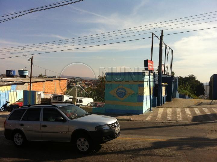 Lote / Terreno Residencial à venda em Centro, Carapicuíba - SP