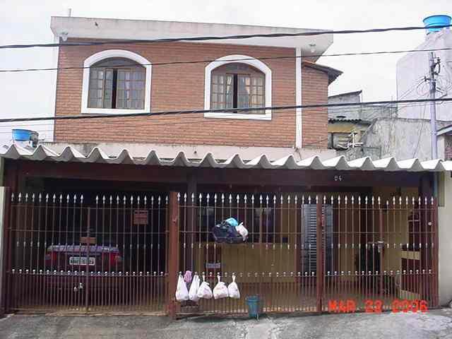 Casa de 4 dormitórios em Vila Mauricio/santo Antônio, Osasco - SP