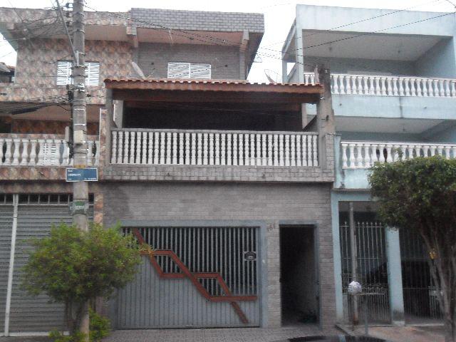 Casa de 2 dormitórios em Parque Palmares, Osasco - SP