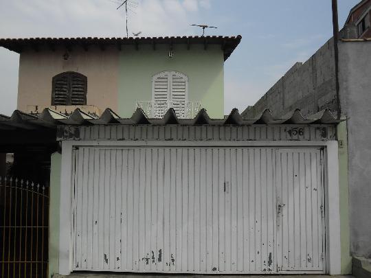 Sobrado de 3 dormitórios à venda em Vila Creti, Carapicuíba - SP