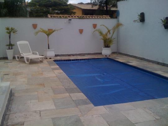 Casa De Condominio à venda em Residencial Quatro (Alphaville), Santana De Parnaíba - SP
