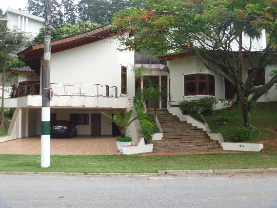 Sobrado à venda em Residencial Tamboré, Barueri - SP