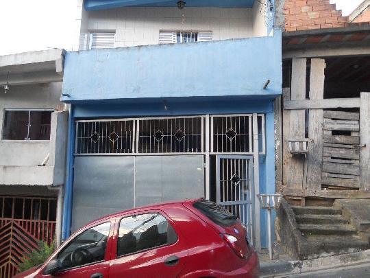 Casa Sobrado de 3 dormitórios à venda em Jardim Copiuva, Carapicuíba - SP