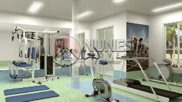 Apartamento de 2 dormitórios à venda em Vila Yolanda, Osasco - SP
