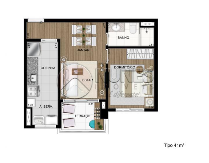 Apartamento à venda em Jardim Bela Vista, Osasco - SP
