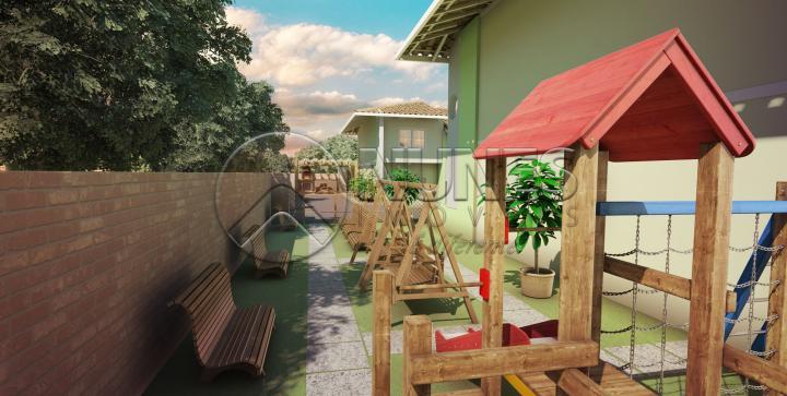 Casa Cond.fechado de 2 dormitórios à venda em Chácara Martha, Francisco Morato - SP