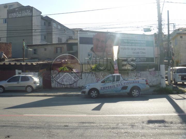 Lote / Terreno Residencial à venda em Bela Vista, Osasco - SP