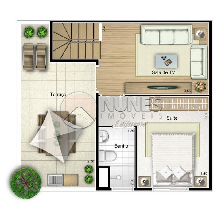Apartamento de 4 dormitórios à venda em Jardim Conceição, Osasco - SP