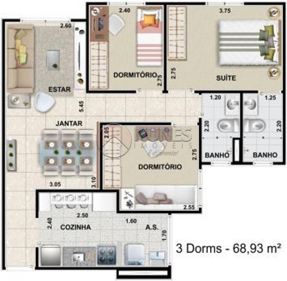 Apartamento de 3 dormitórios à venda em Vila Iracema, Barueri - SP