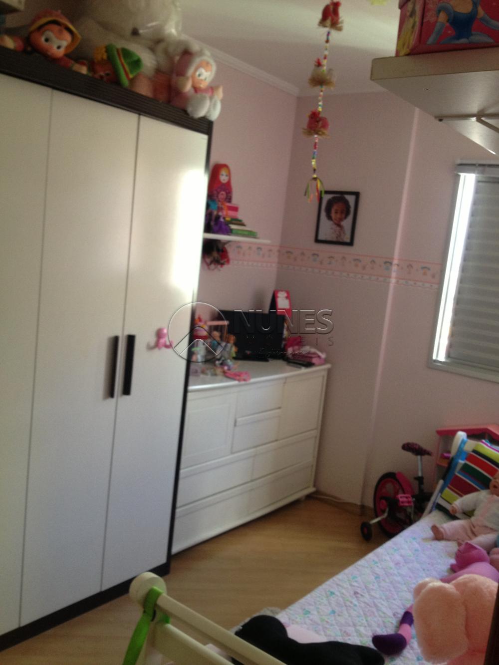 Apartamento de 2 dormitórios em Jaguaribe, Osasco - SP