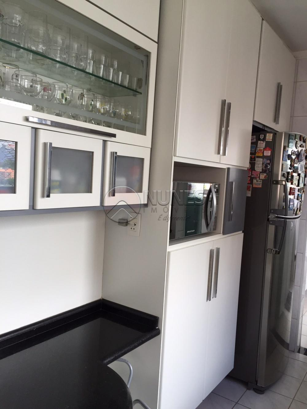 Apartamento de 4 dormitórios à venda em Vila Osasco, Osasco - SP