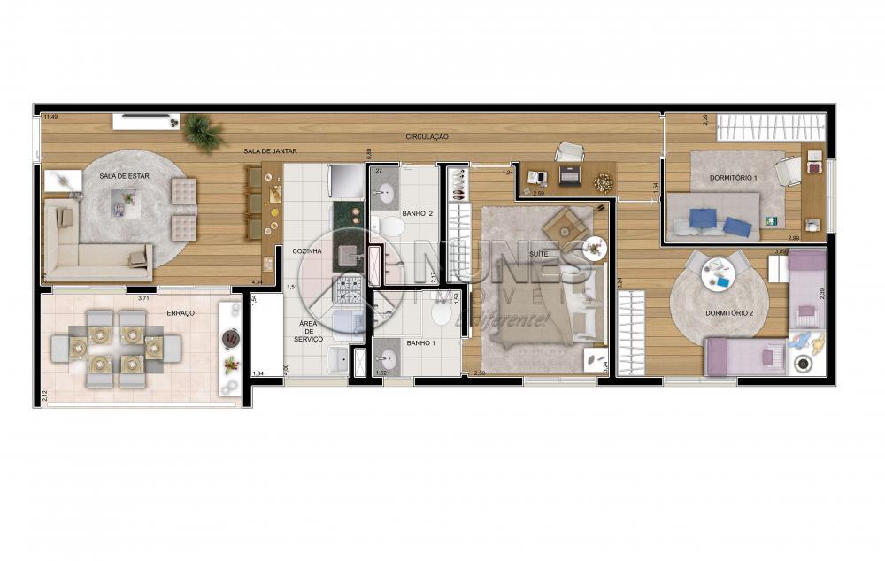 Alugar Apartamento / Apartamento em Osasco. apenas R$ 370.000,00