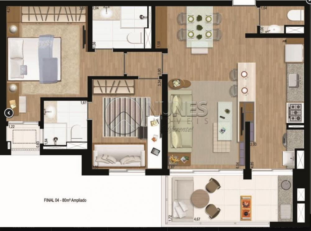 Apartamento à venda em Bethaville I, Barueri - SP