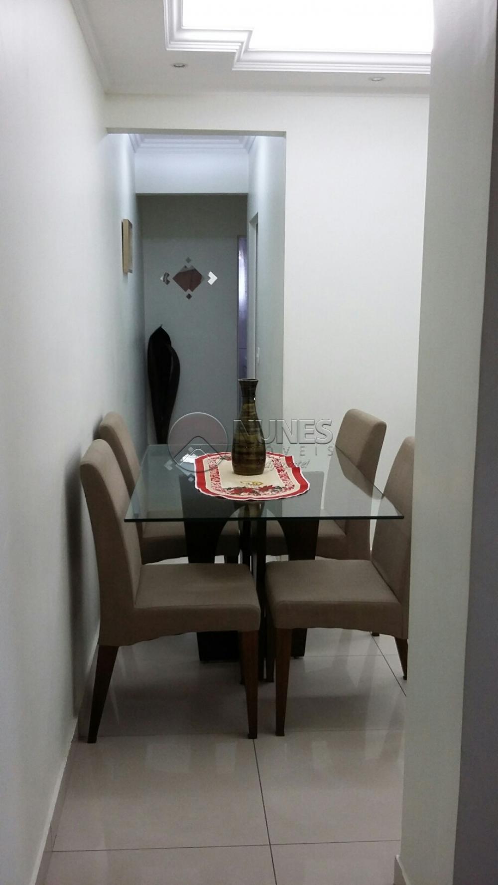 Apartamento de 2 dormitórios em Jardim Marieta, Osasco - SP