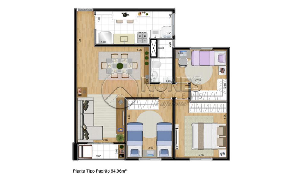 Comprar Apartamento / Padrão em Osasco apenas R$ 279.000,00 - Foto 6