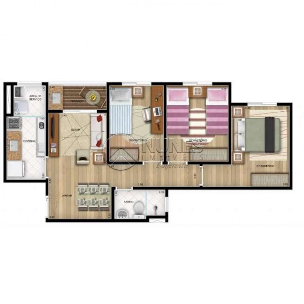 Comprar Apartamento / Padrão em Osasco apenas R$ 200.000,00 - Foto 17
