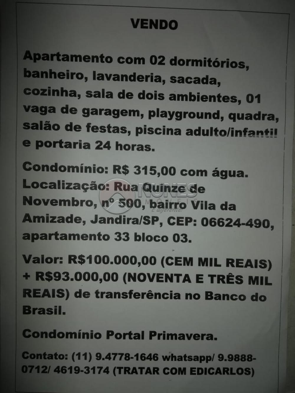Comprar Apartamento / Padrão em Jandira apenas R$ 205.000,00 - Foto 25