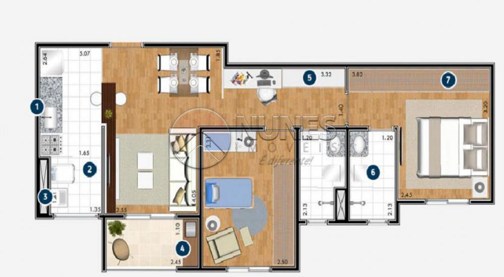 Comprar Apartamento / Padrão em Osasco apenas R$ 310.000,00 - Foto 4