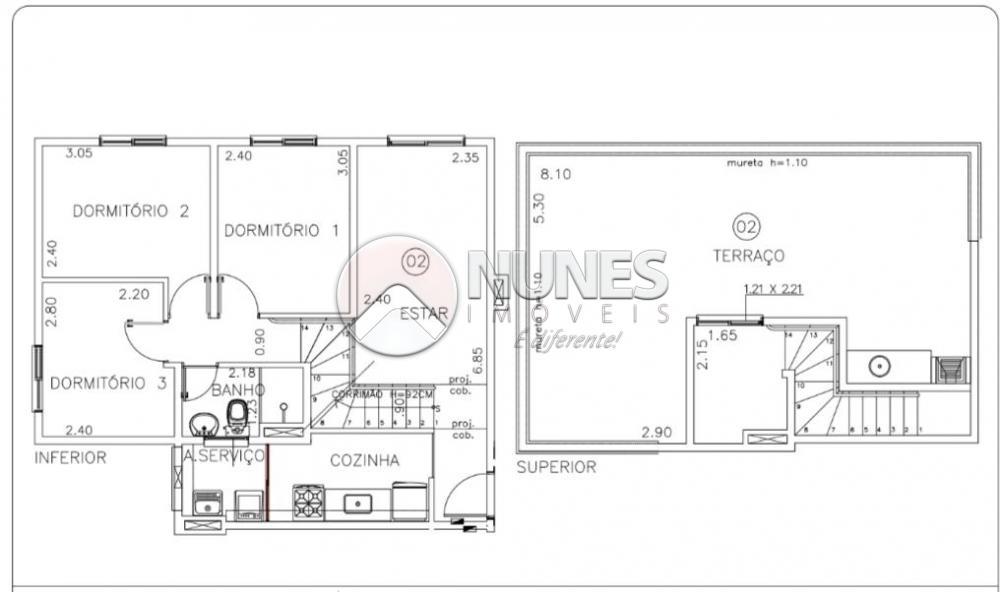 Alugar Apartamento / Cobertura Duplex em Cotia R$ 1.200,00 - Foto 21