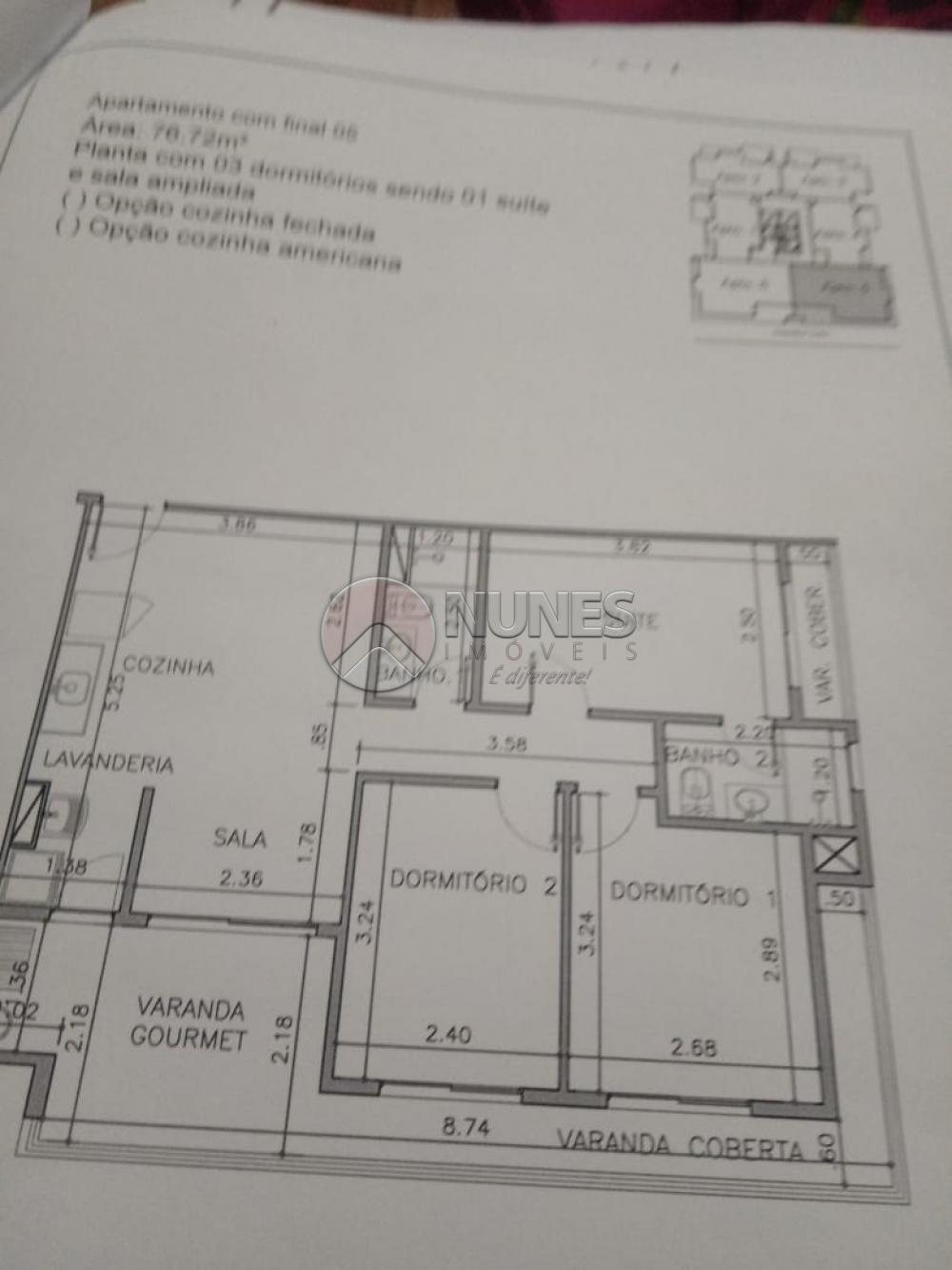 Comprar Apartamento / Padrão em Osasco apenas R$ 560.000,00 - Foto 2