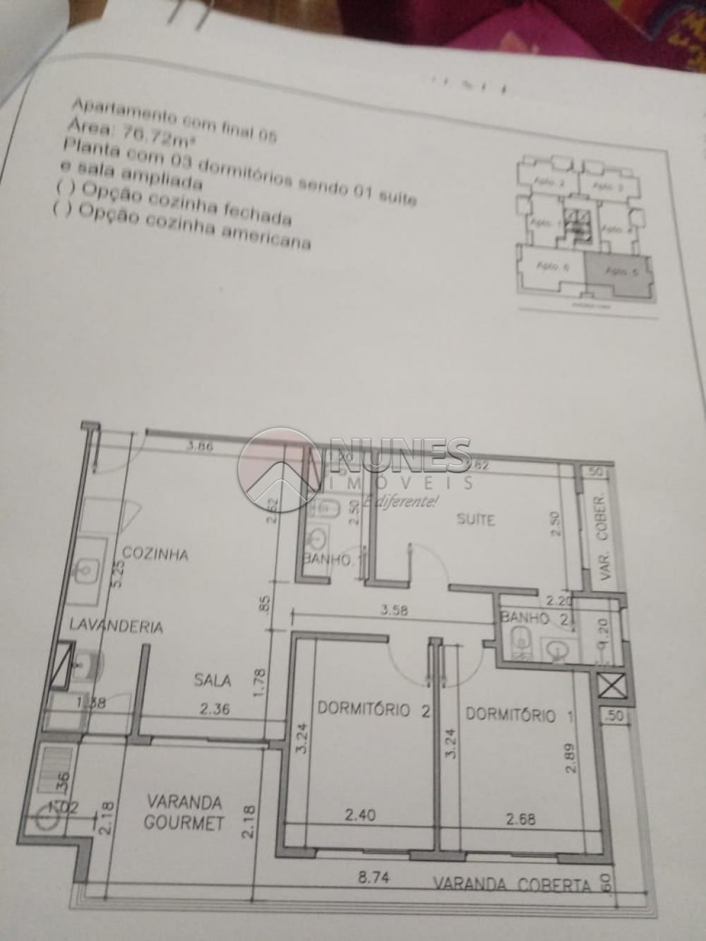 Comprar Apartamento / Padrão em Osasco apenas R$ 560.000,00 - Foto 3