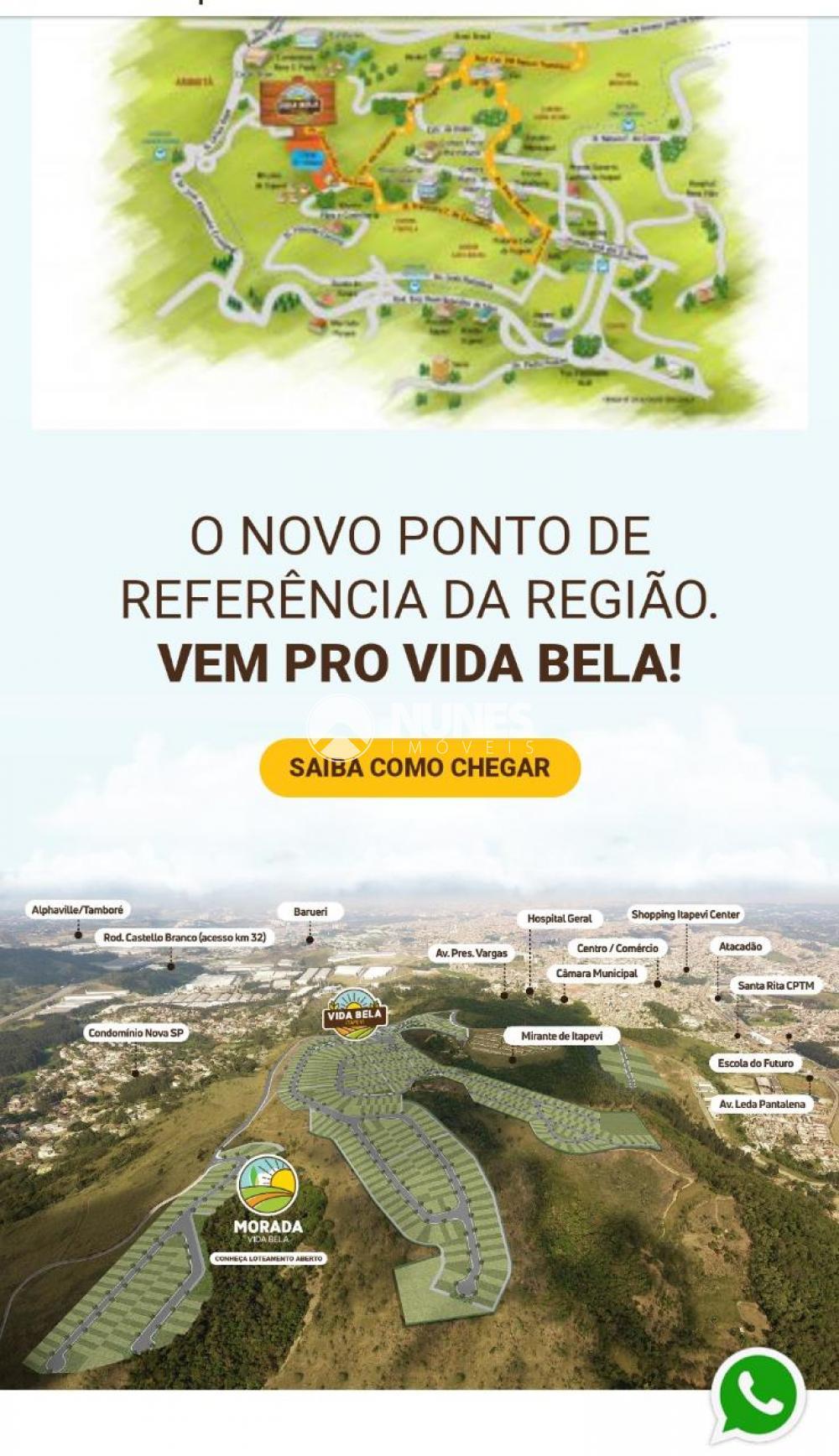 Comprar Terreno / Terreno em Itapevi R$ 170.000,00 - Foto 12