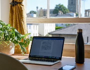 Tirando de letra o trabalho em casa