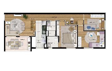 Alugar Apartamento / Apartamento em Osasco apenas R$ 1.250,00 - Foto 29