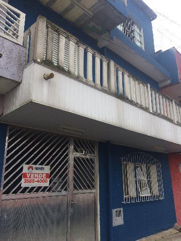 Carapicuiba Conjunto Habitacional Presidente Castelo Branco Casa Venda R$371.000,00 3 Dormitorios 1 Vaga Area do terreno 73.50m2