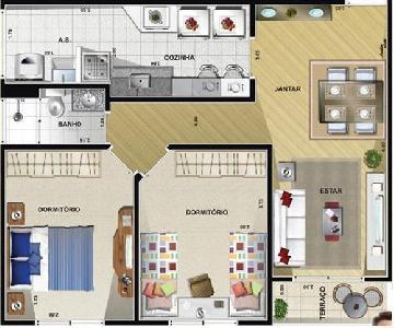Comprar Apartamento / Apartamento em Osasco apenas R$ 280.000,00 - Foto 21