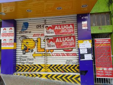 Carapicuiba Centro Salao Locacao R$ 4.000,00 Area construida 60.00m2